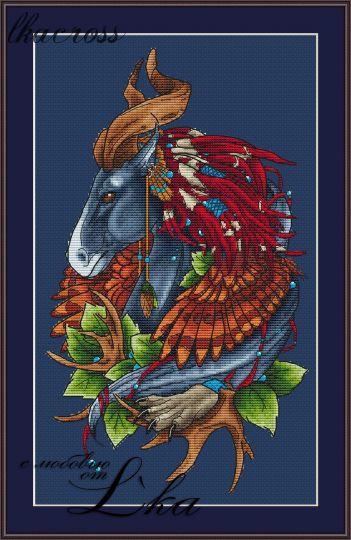 Ловец снов - Конь